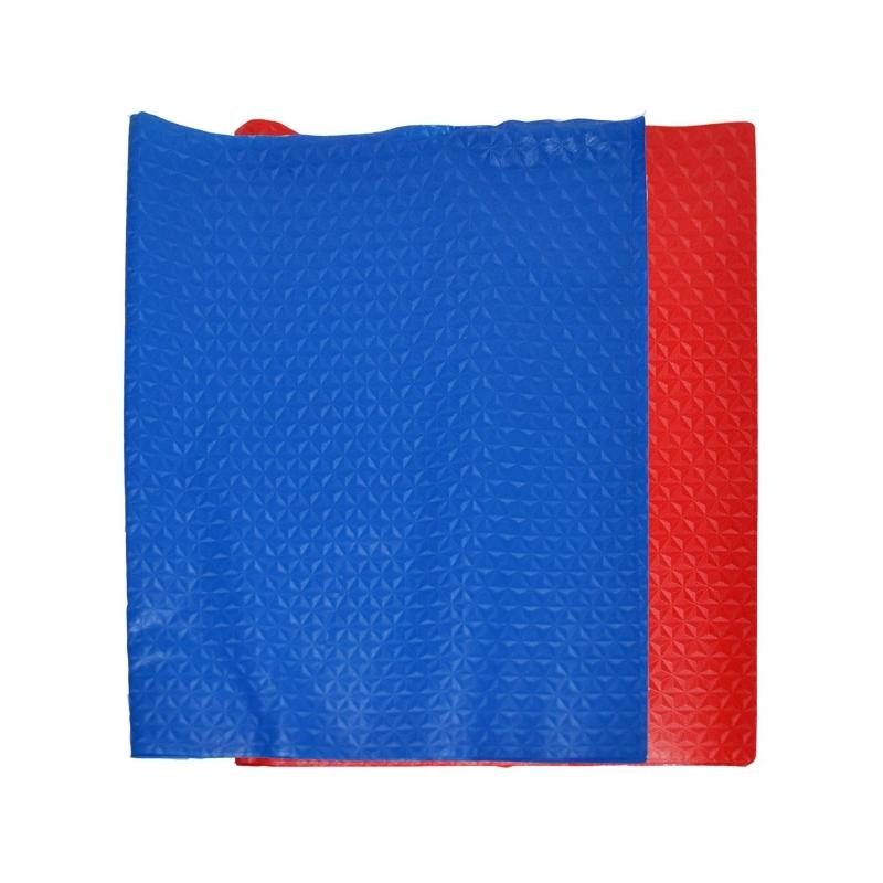 Coperta bloc desen A4 rosie/albastra 44,5x32