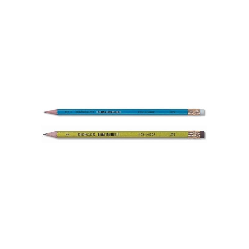 Creion cu guma, Sidef - Koh-I-Noor