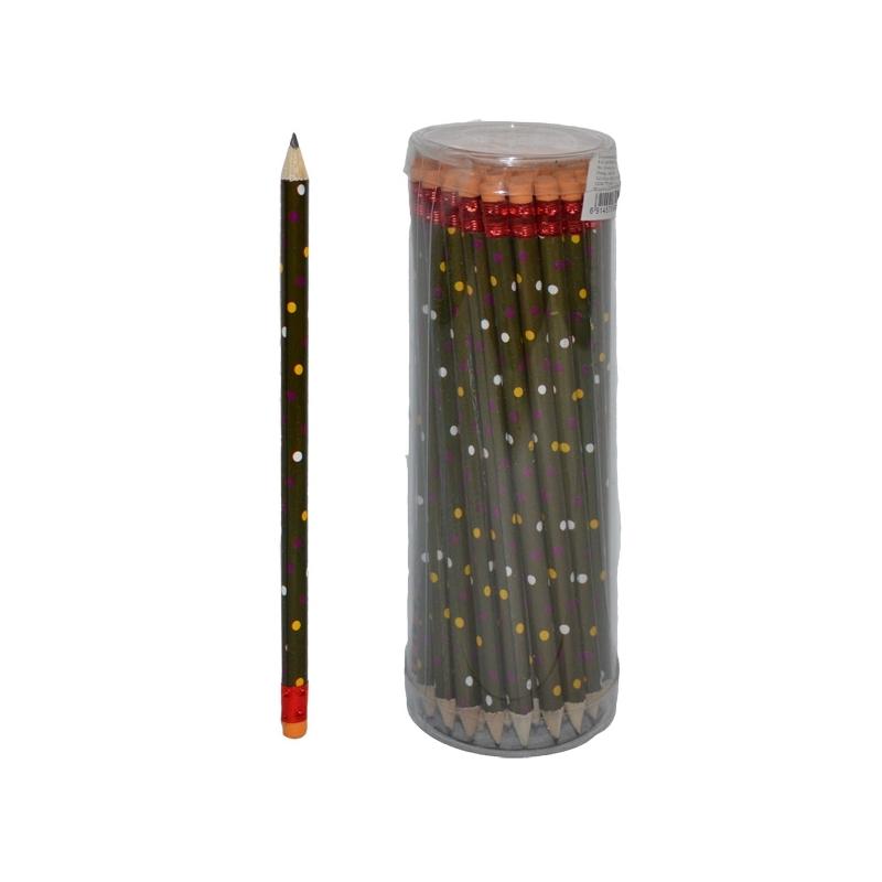 Creion HB cu guma