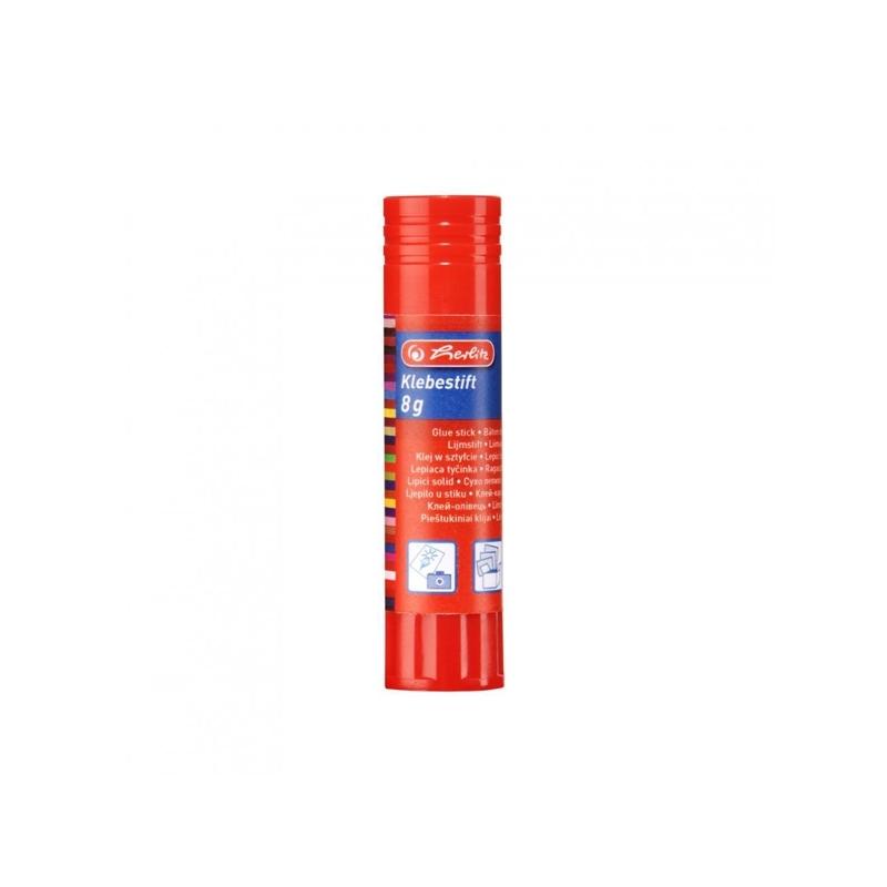 Lipici solid 8 grame fara solvent Herlitz