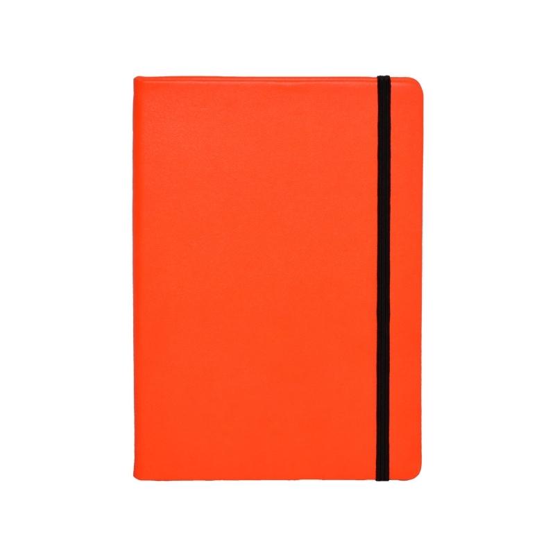 Notes A5 cu elastic 80 file Neon