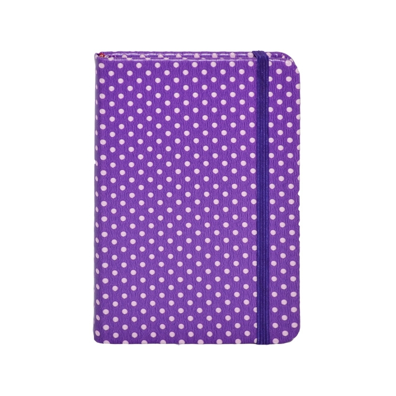 Notes A7 cu elastic, 80 file, Buline
