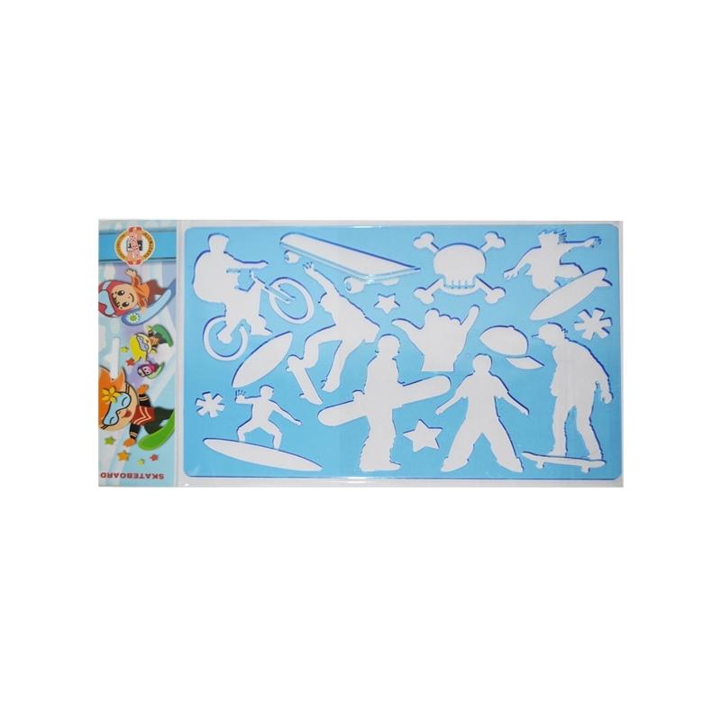 Sablon sport extrem 26,5x18,5 cm - Koh-I-Noor
