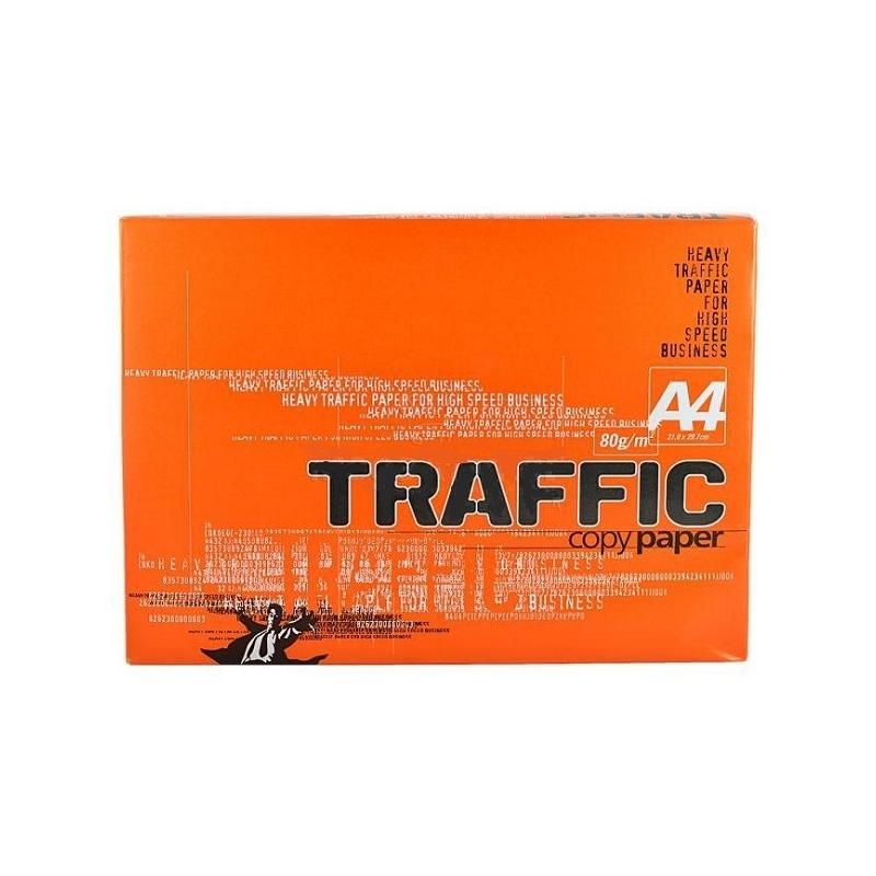 Hartie copiator A4 80gr Traffic