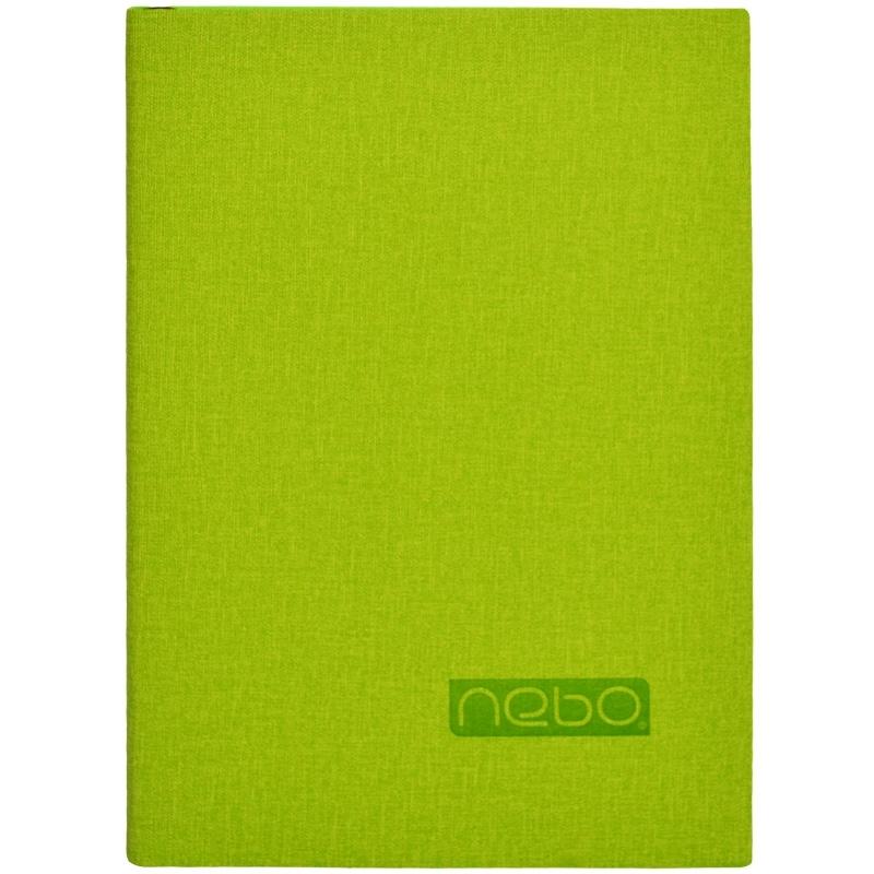 Agenda A4 nedatata, 128 file, 5 culori - NEBO