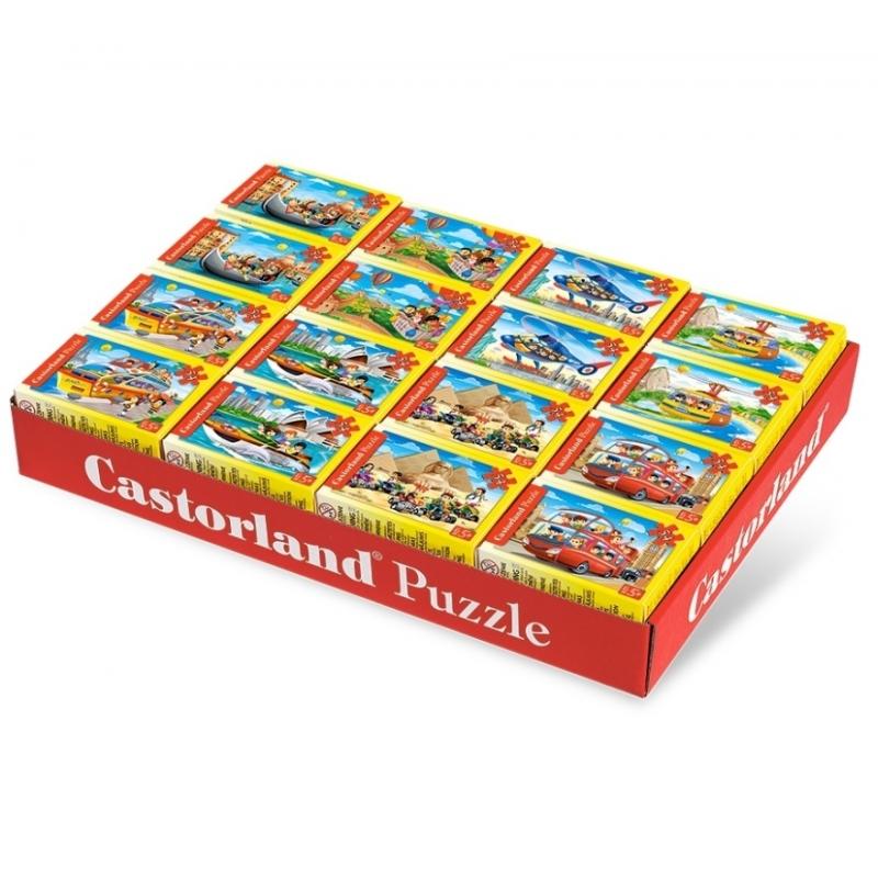 Mini Puzzle 54 Pcs - Castorland
