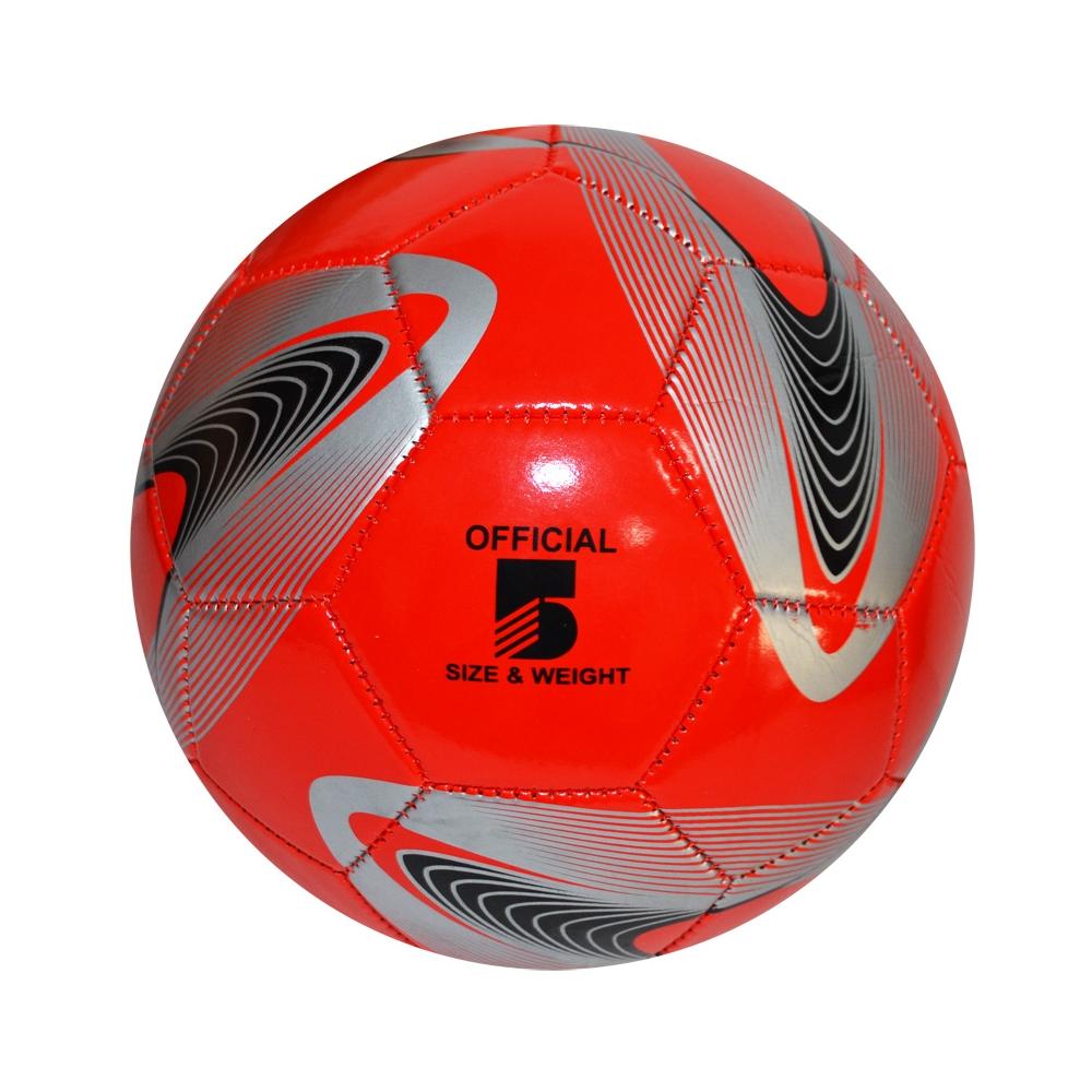 Minge fotbal PVC, nr. 5, color