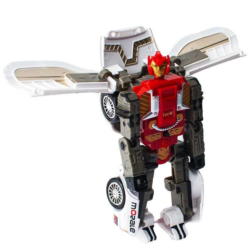 Robot transformabil cu baterii