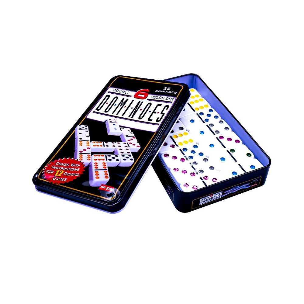 Domino plastic + metal