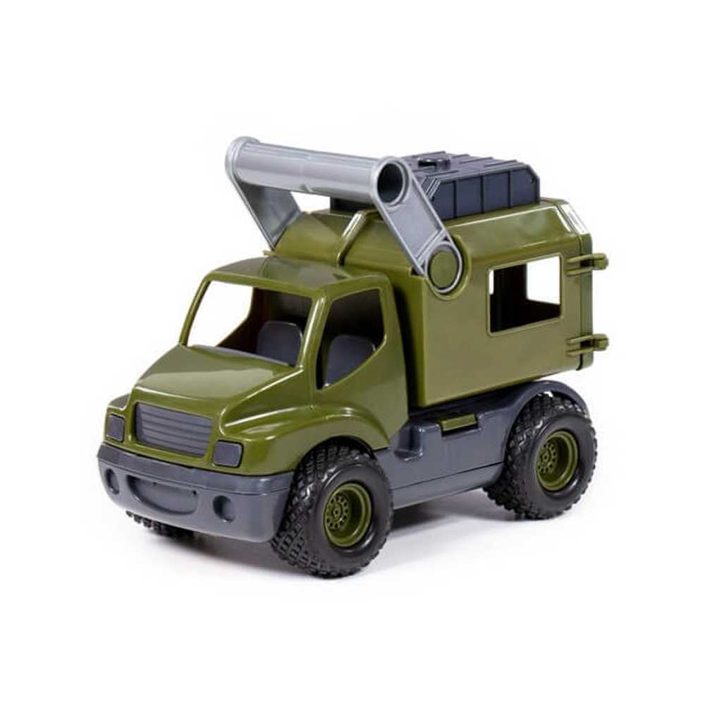 Masina armata CONSTRUCK cu grip 25 cm, Wader