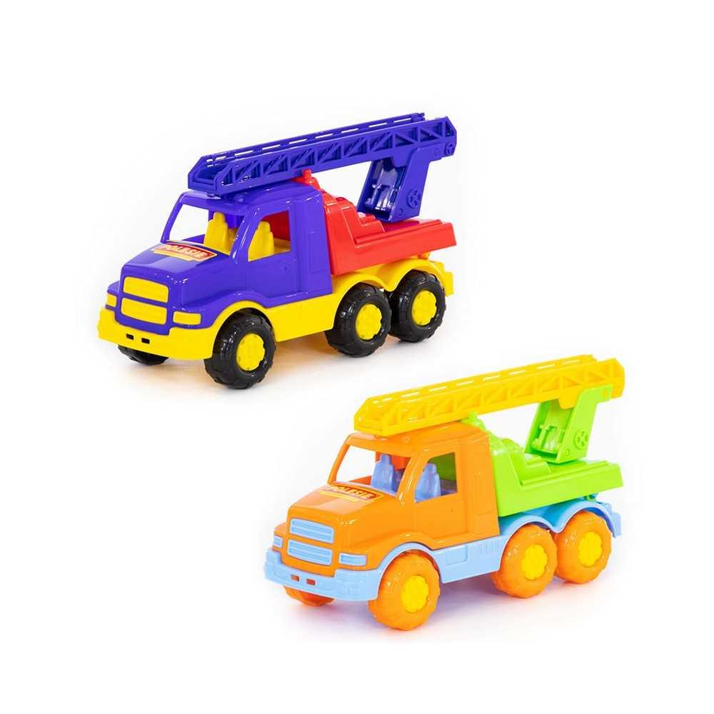 Camion pompieri - Gosha, 27x11x13 cm, Polesie