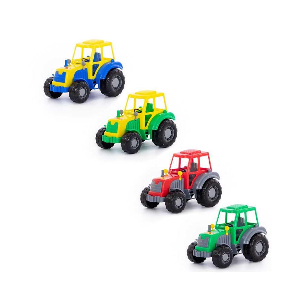 Tractor - Altay, 28x17x18 cm, Polesie